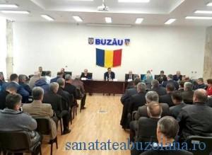 primarii buzoieni la intalnirea cu premierul Grindeanu