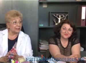 Dr. Scantei si Cristina