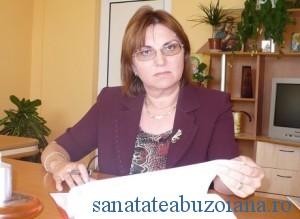 Carmen Androne, director CJP Buzau