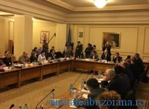 Comisia de sanatate a Camerei deputatilor