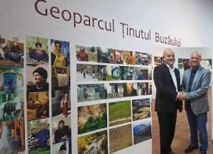 Geoparcul tinutul buzaului - Alexandru Andrasanu