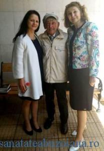Maria Timuc, alt transplantat, Crina Stefanescu