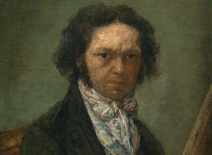 Francisco Goya - autoportret